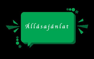 Álláshirdetés – Magyar nyelv és irodalom – bármely szakos oktató