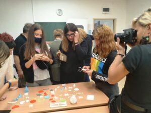 A jövő digitális, tanulj meg benne élni! 3D nyomtató az Entz iskolában