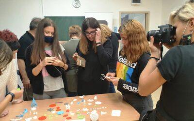 A jövő digitális, tanulj meg benne élni! 3D nyomtató az iskolában