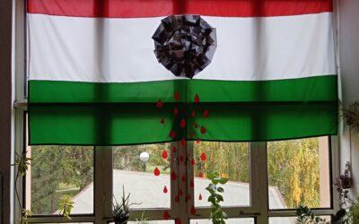 Nemzeti ünnep a seregélyesi Eötvös Technikumban