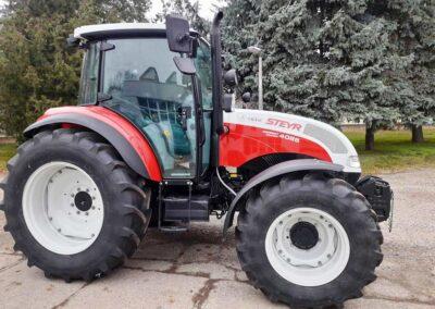Két traktorral bővült gépparkunk
