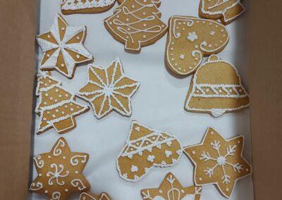 Karácsonyi finomságok készülnek tanüzemünkben Szombathely, Élelmiszeripari