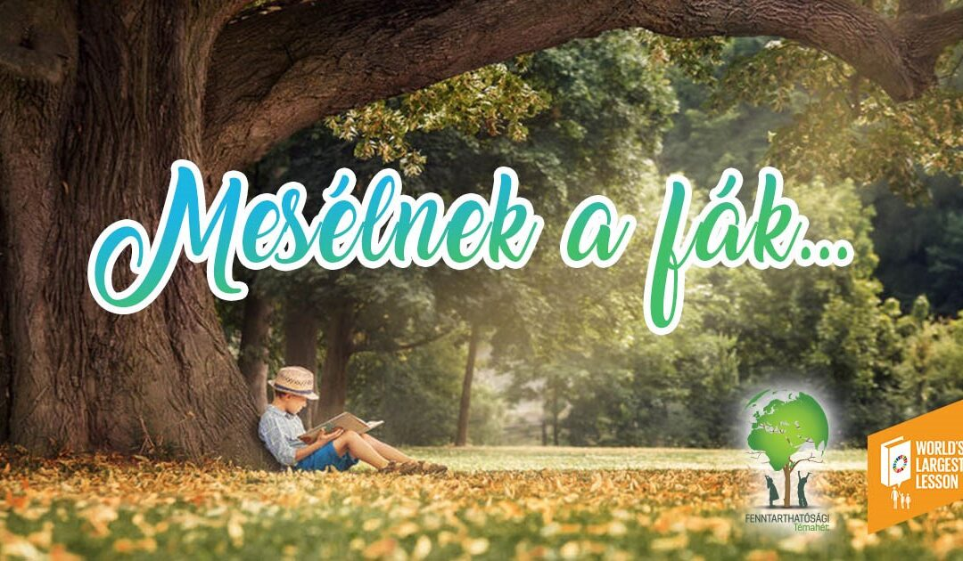 Mesélnek a fák — irodalmi pályázat