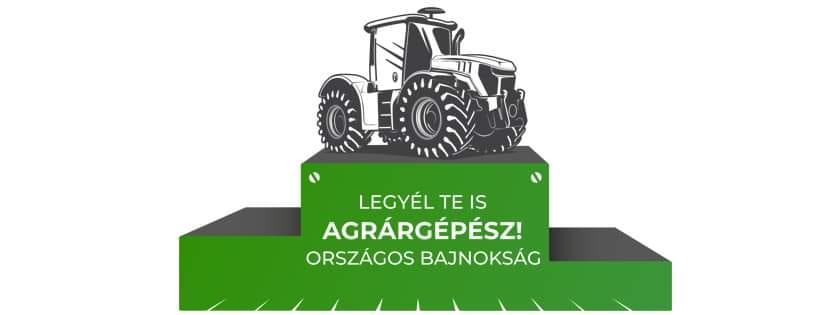 Legyél te is agrárgépész Vép