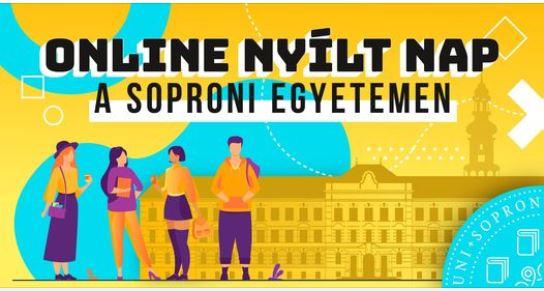 Soproni Egyetem - Online Nyílt Nap_kaszc kaszc