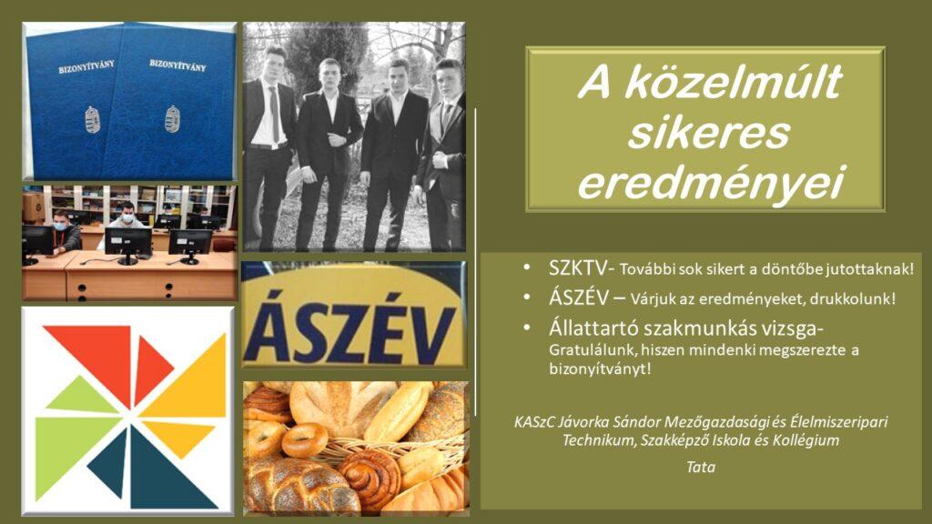 2021-03-01-A közelmúlt sikeres eredményei_kaszc tata jávorka