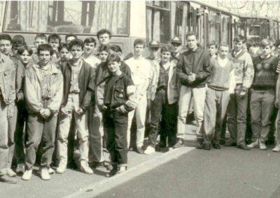 eötvös-seregélyes-galántai diákcsere1992-1