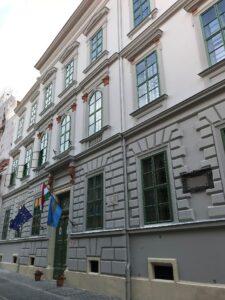 3. kép A soproni Roth Technikum főépülete jelenleg