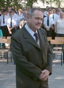 Elhunyt Tölli Lajos tanár úr (Roth Sopron)