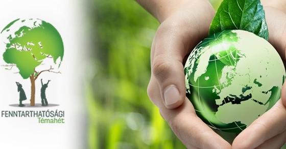fenntarthatósági témahét