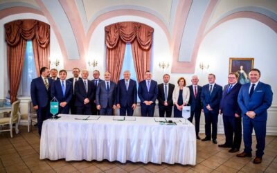 Együttműködési megállapodást kötött a MATE és a Kisalföldi ASzC