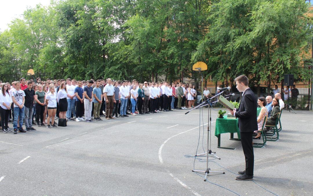 Véget ért a 2020/2021-es tanév a Roth Gyula Technikumban
