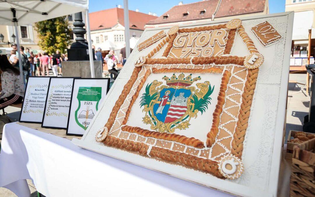 Euroregionális Kenyérfesztivál és Kézműves Találkozó