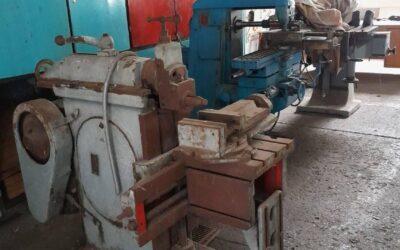 Megújul a gépi forgácsoló és a lemezmegmunkáló műhely